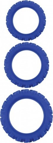 Endurance rings blue