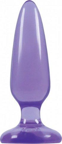 �������� ������ ����� Jelly Rancher Pleasure Plug - Small- Purple