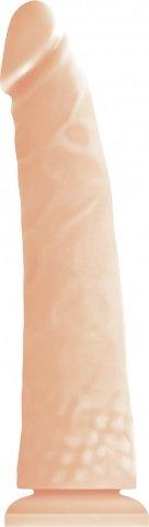 Фаллоимитатор Colours Pleasures - Thick 8 Dildo - White 20 см