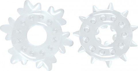 T280207 Клиторальный стимулятор-кольцо