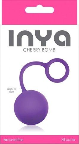 Вагинальные шарики inya - coochy balls - pink, фото 4