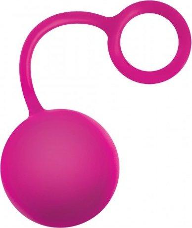 Вагинальный шарик inya - cherry bomb - pink