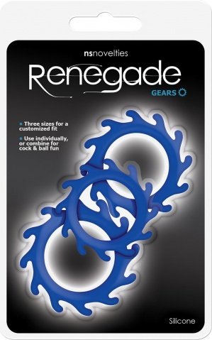 Renegade gears blue, фото 2