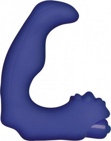 Renegade vibrating massager ii blue