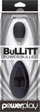 Powerplay bullitt single black, фото 2