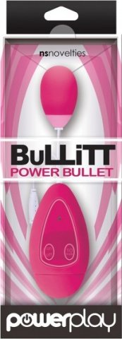 Powerplay bullitt single pink, фото 2
