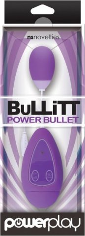 Powerplay bullitt single purple, фото 2