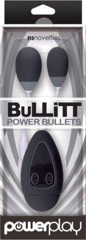 Powerplay bullitt double black, фото 2