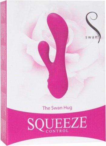 The swan hug pink, фото 2