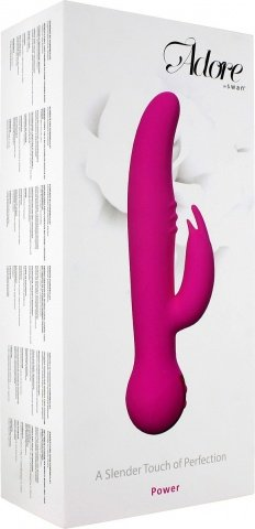 Swan adore power vibrator pink, ���� 2