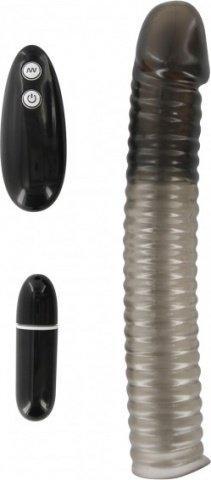 Dd50975 Вибромассажер-фаллоимитатор, насадка удлинитель