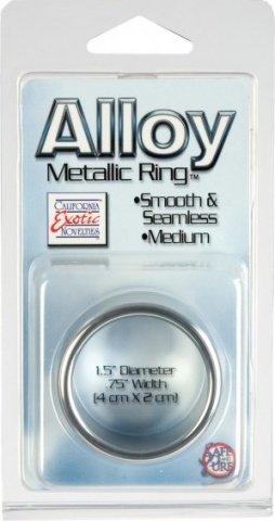 Alloy metallic ring - medium, ���� 4