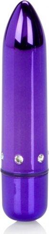 вибропуля с кристаллами high intensity purple 0075-70cdse, фото 2