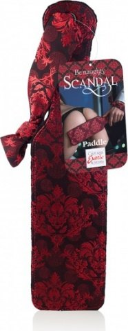 Scandal paddle with tag, ���� 2