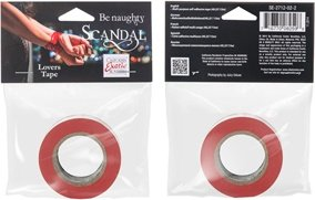 ����� - ����� ������� (2,5 �� ������, 15 � �����) Scandal Lovers Tape - Red, ���� 3