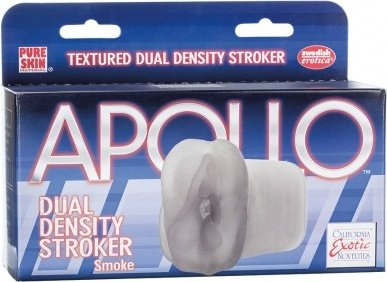 Dual density stroker smoke, фото 2