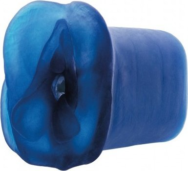Dual density stroker blue