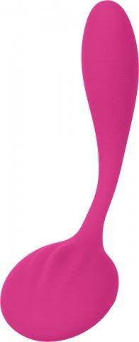 Перезаряжаемый вибромассажер Silhouette S8 - Pink