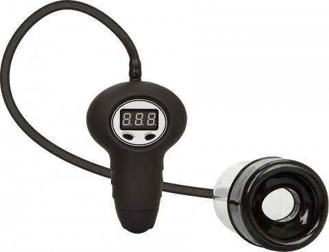 Automatic head pump black