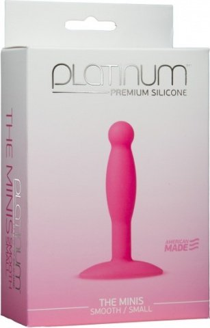 Platinum the minis smooth pink s, фото 2