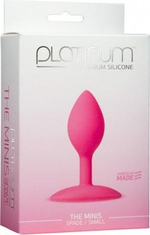 Platinum the minis spade pink s, ���� 2