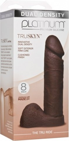Platinum tru ride 8 inch chocolate, фото 2