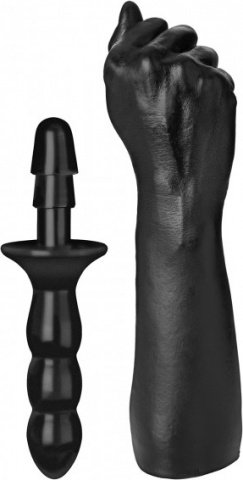 Рука для фистинга серии TitanMen The Fist with Vac-U-Lock Compatible Handle