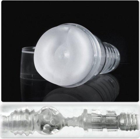 Прозрачный анус-мастурбатор Fleshlight Ice Butt Crystal, фото 2