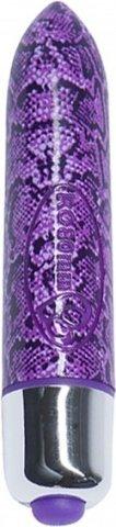 Ro-80mm purple python 7 speed