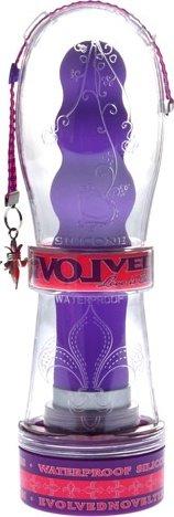 Вибратор-лочка фиолетовый silicone bliss en-ar-1005-02-2, фото 3