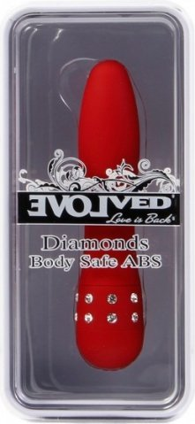 Evolved diamond princess red, фото 2