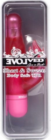 Short &amp amp sweet vibe spice pink, фото 2