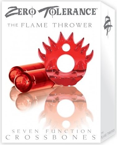 The flame thrower double bullet red, ���� 2