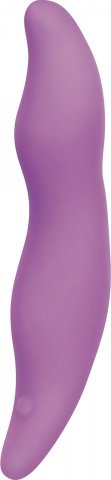 Wave massager purple