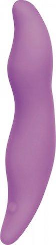 Wave massager purple