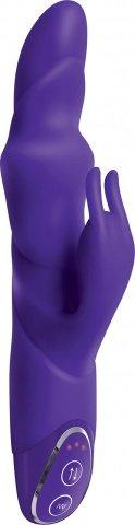 Silicone thruster purple