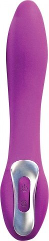 Orchid wireless vibrator purple