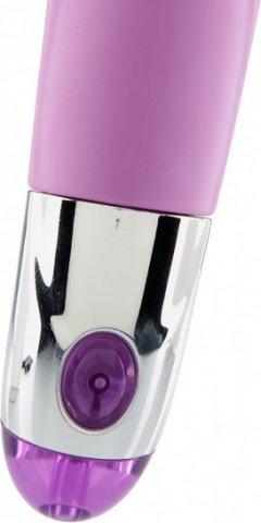 Elegant vibrator purple, фото 3