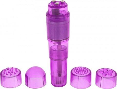 Pocket rocket purple