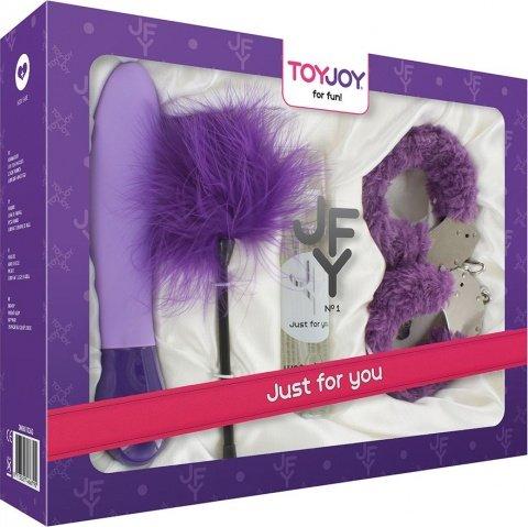 Jfy luxe box no 1 purple