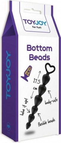 Bottom beads black, фото 2