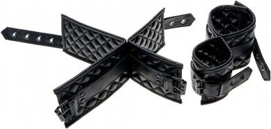X-play wrist &amp amp ankle cuffs