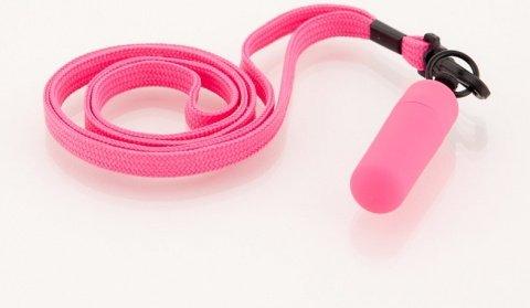 Вибратор розовый Funny Five 10 штук