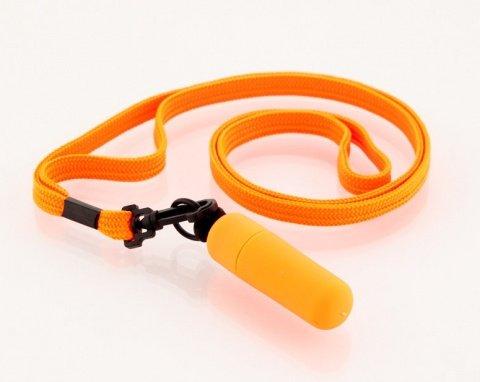 Вибратор оранжевый Funny Five 10 штук, фото 2