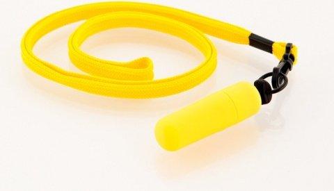 Вибратор желтый Funny Five 10 штук, фото 2