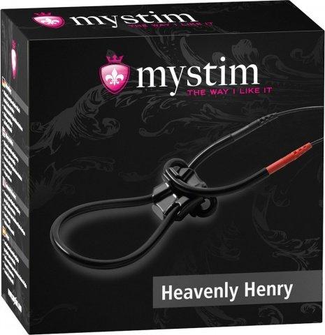 Mystim heavenly henry электростимулятор лассо эрекционное, фото 2