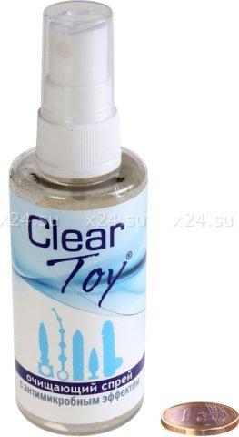 Очищающий спрей ''clear toy'' 100 мл