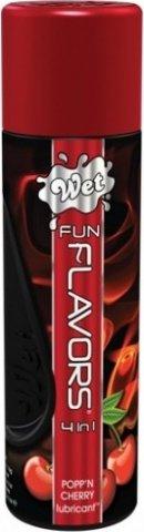 Лубрикант Wet Fun Flavors Popp n Cherry 30 mL