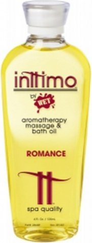 ����� �������� ��������� Inttimo by Wet Romance 120mL