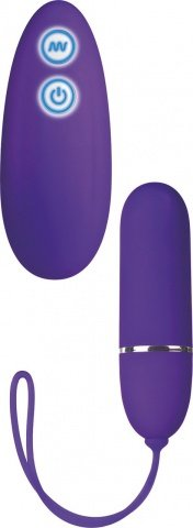 вибропуля posh 7-function remotes purple 0076-15bxse